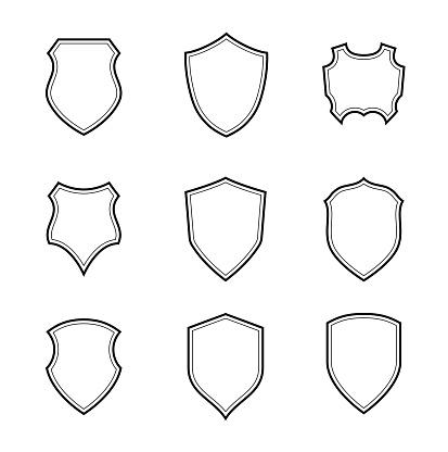 shields outline
