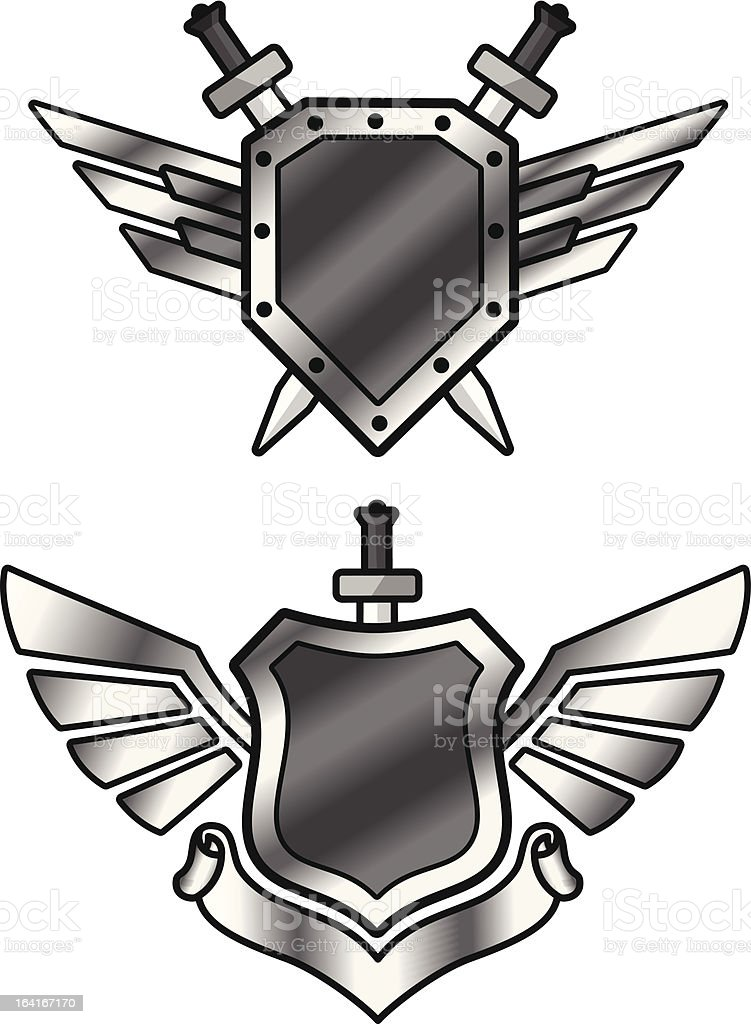 Shields royalty-free shields stock vector art & more images of animal body part