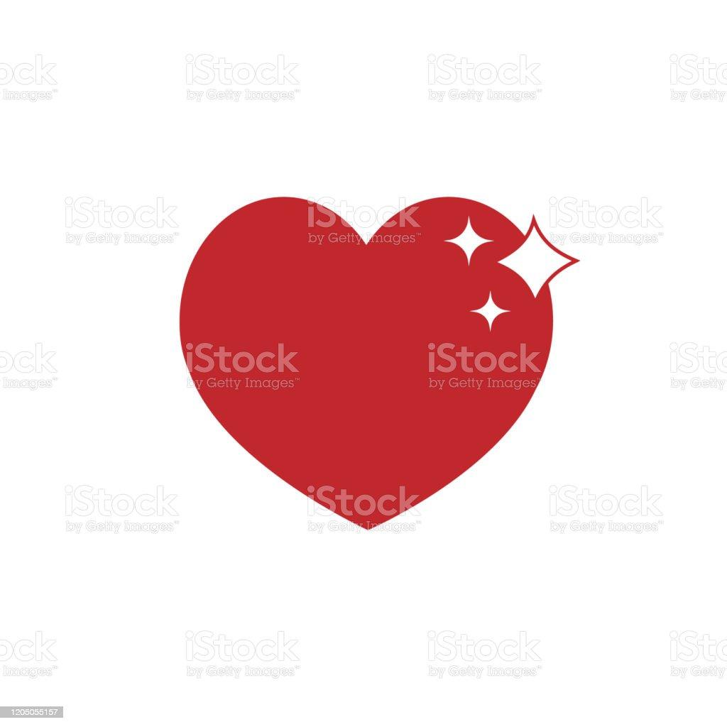 Briller Coeur Emoji Signe Icone Avec Letoile Etincelle Emoji Reactions Facebook Vecteur Comme Icone Sociale Bouton Pour Exprimer Des Smileys Sociaux Illustration Plate De Vecteur Vecteurs Libres De Droits Et Plus D Images