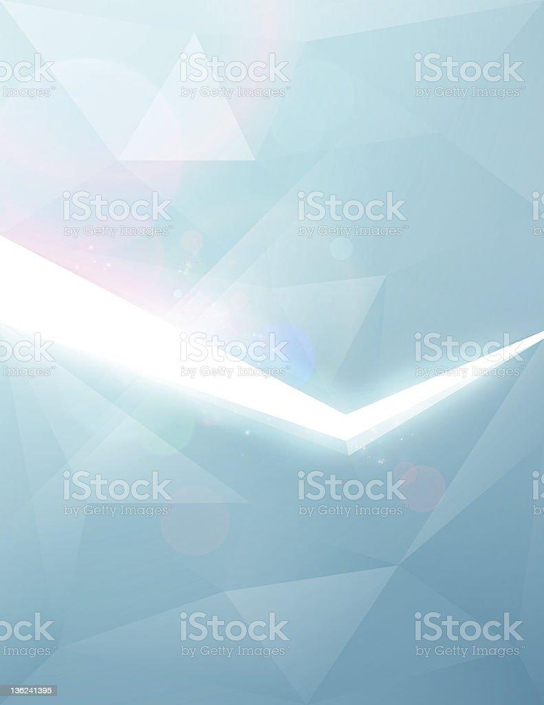 Shining vector background royalty-free stock vector art