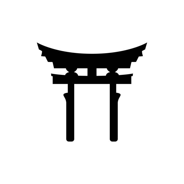 Royalty Free Shinto Clip Art Vector Images Illustrations Istock