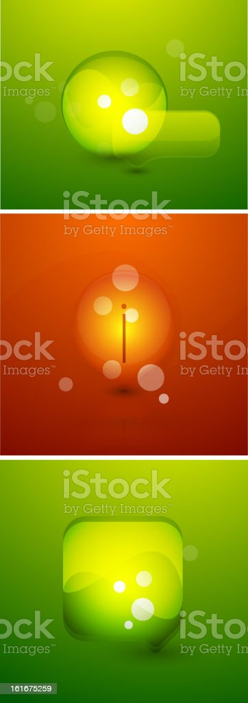 Shiny abstract bubbles royalty-free shiny abstract bubbles stock vector art & more images of abstract