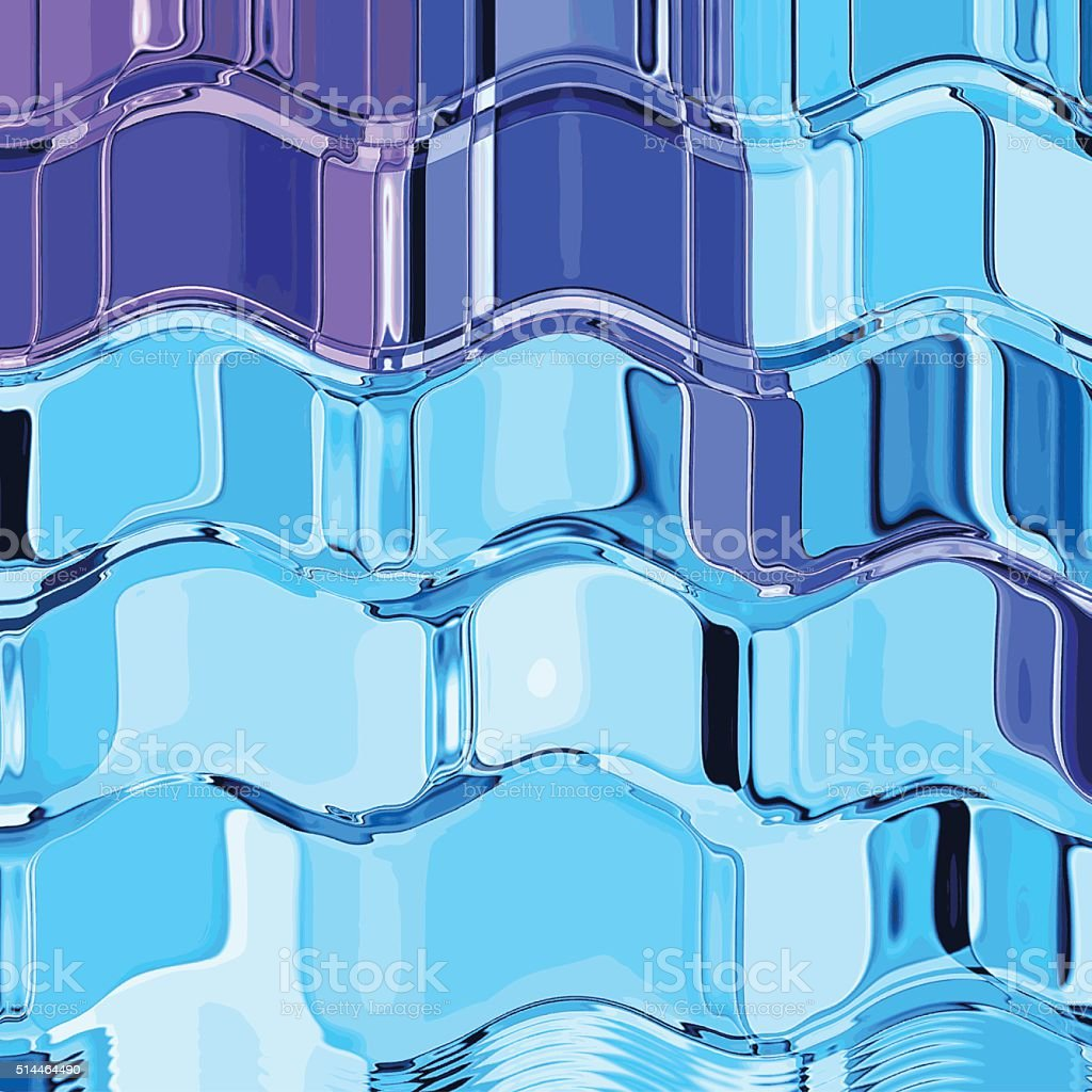 Shiny abstract modern background pattern. vector art illustration