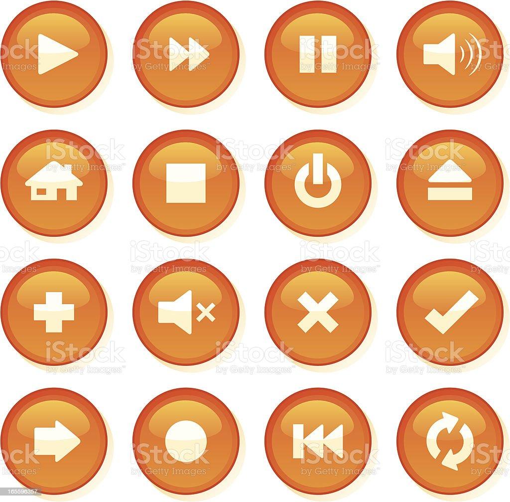 Brillante de Control ilustración de brillante de control y más banco de imágenes de altavoz libre de derechos