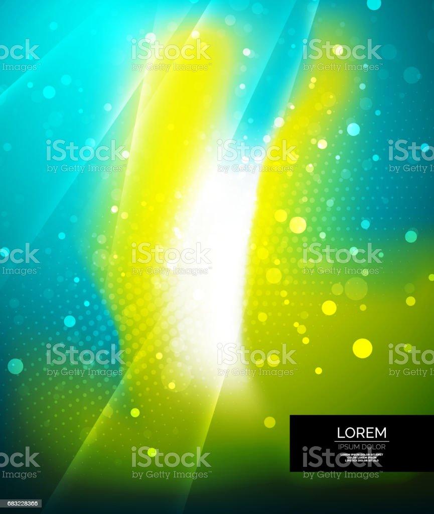 閃閃發光的抽象背景 免版稅 閃閃發光的抽象背景 向量插圖及更多 亮粉 圖片