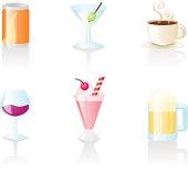 shiny icons: drinks