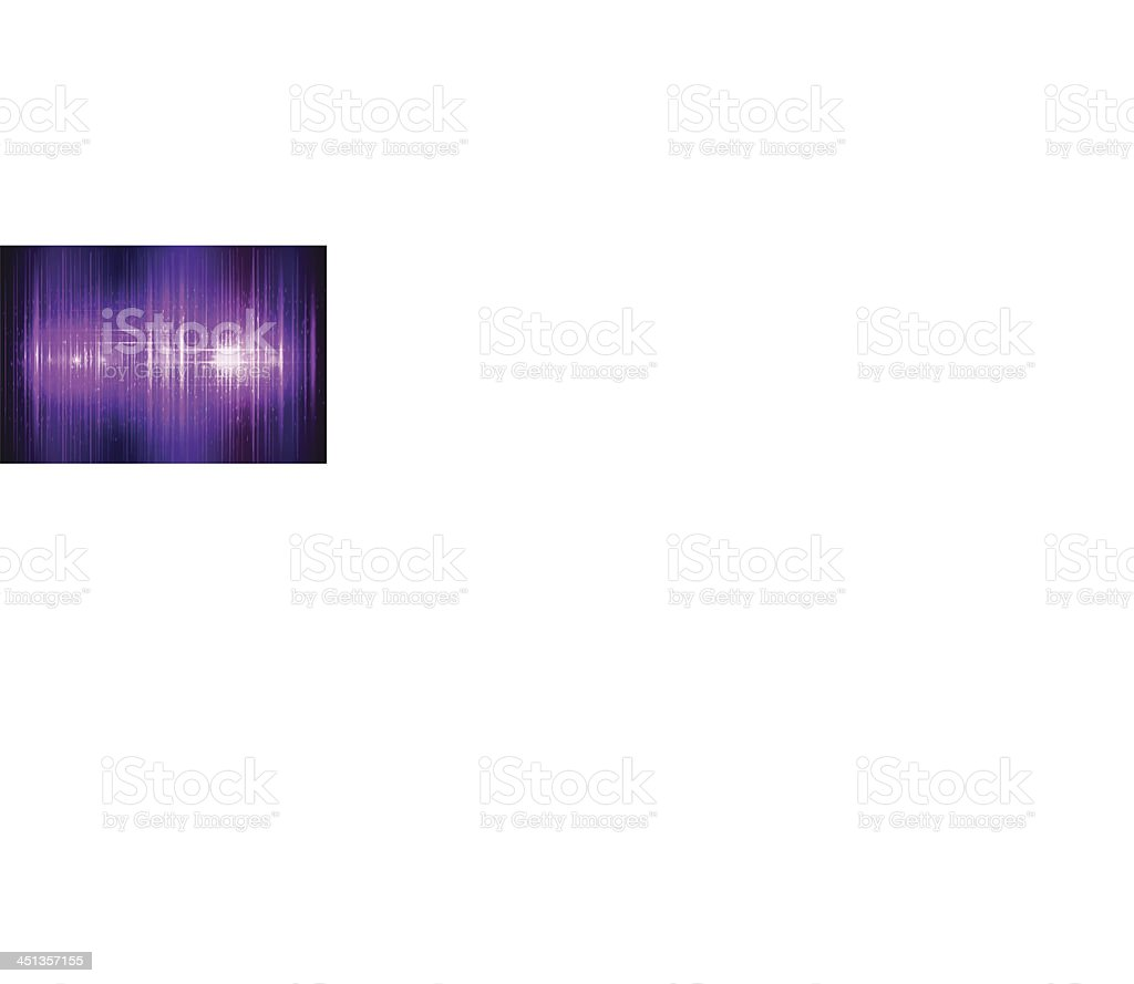 Shiny purple background royalty-free stock vector art