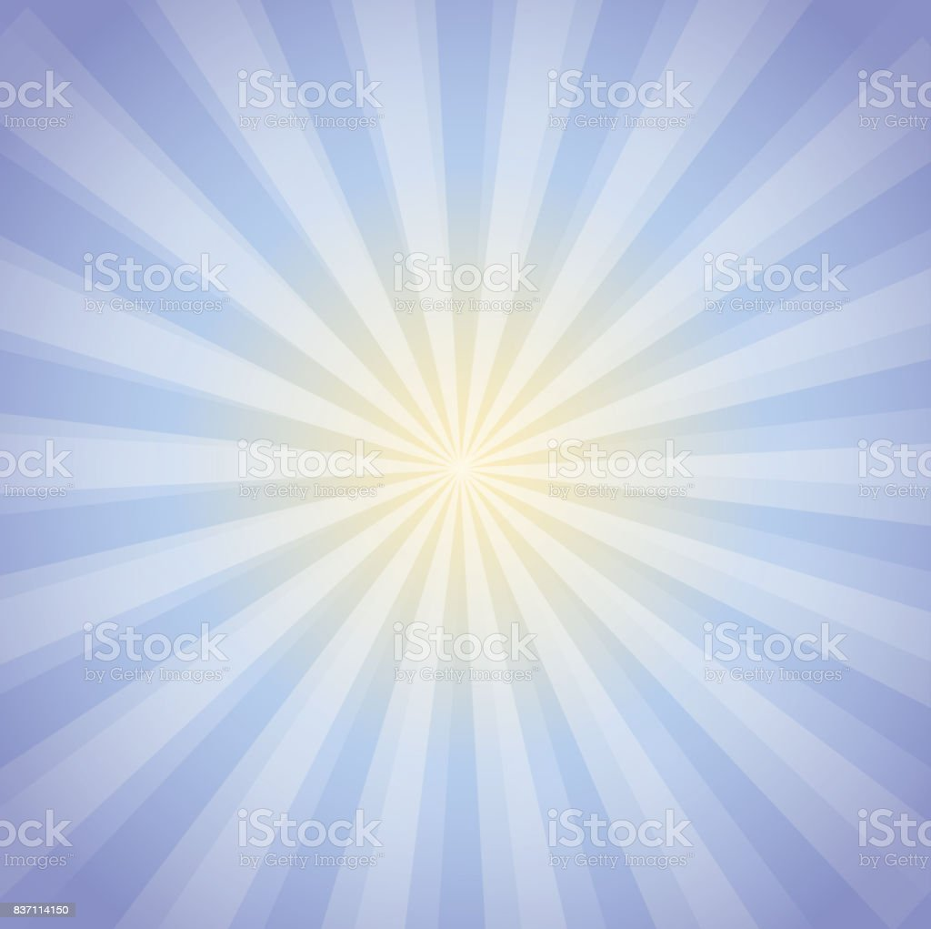 2d21704d155 Shiny Sun Ray Background Sun Sunburst Pattern Blue Rays Summer ...