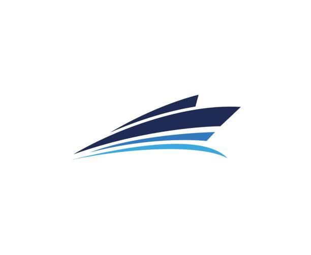 ship icon - boat stock illustrations