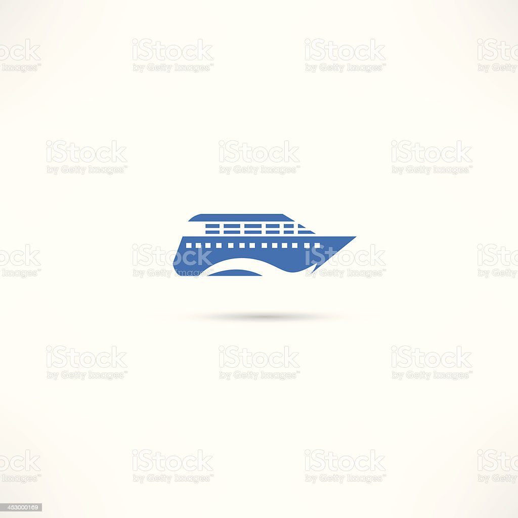 ship icons royalty-free stock vector art