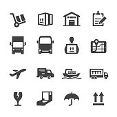 Shipping Icons - Acme Series