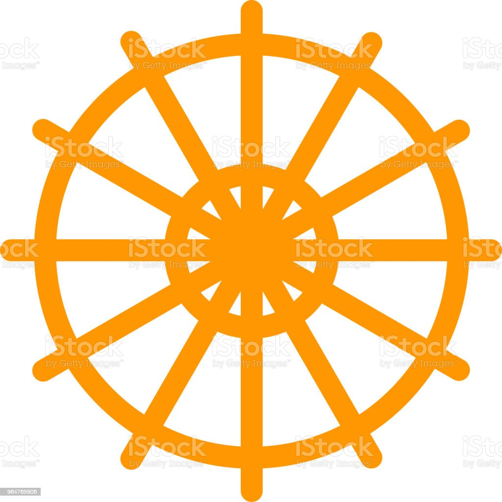 Ship's wheel illustration royalty-free ships wheel illustration stock vector art & more images of august