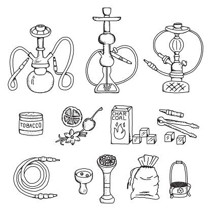Shisha Doodles Set