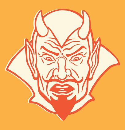 Shocked Devil