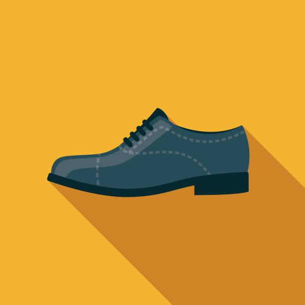 schuhbekleidung & accessoires icon - eleganter schuh stock-grafiken, -clipart, -cartoons und -symbole