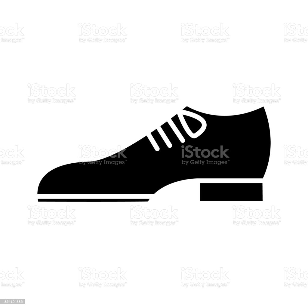 shoes groom  icon, vector illustration, sign on isolated background royalty-free shoes groom icon vector illustration sign on isolated background stock vector art & more images of adult