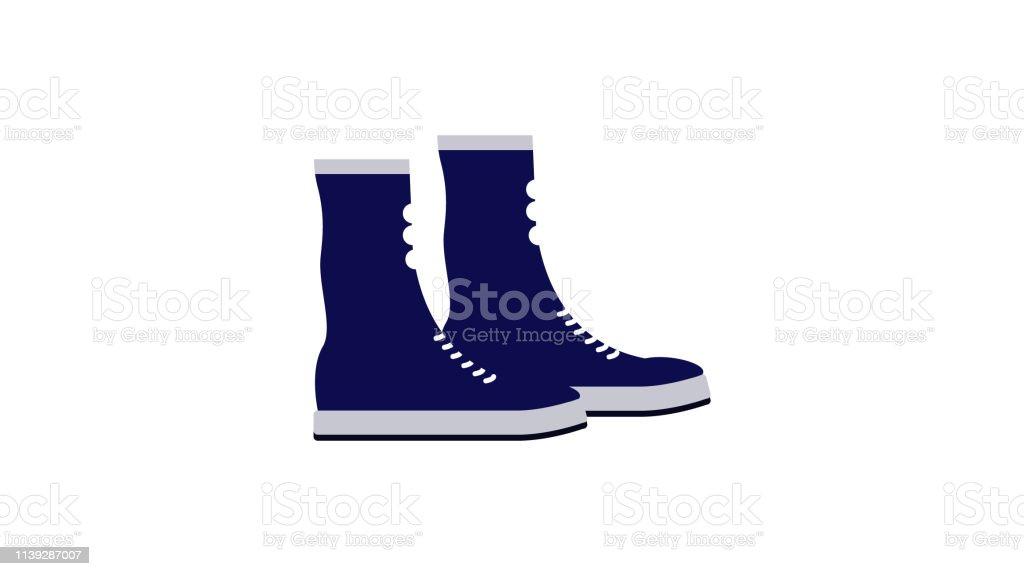 Icon Ilustración Libres Más Zapatos Colgantes Y De Vectores 8OPkn0wX