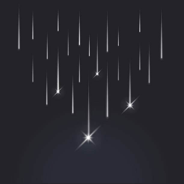 Best Shooting Star Illustrations, Royalty-Free Vector