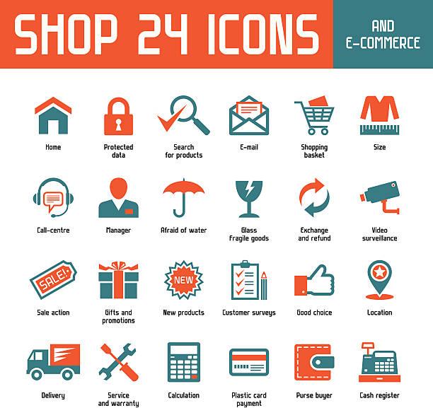 24 vektor-icons kaufen - oberhaus stock-grafiken, -clipart, -cartoons und -symbole