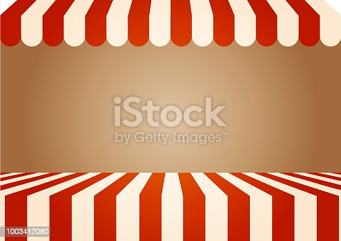 shop background.Store Vector Flat Shop.