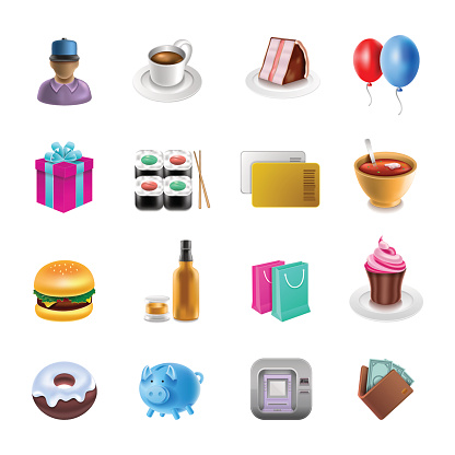 Shoping Icons