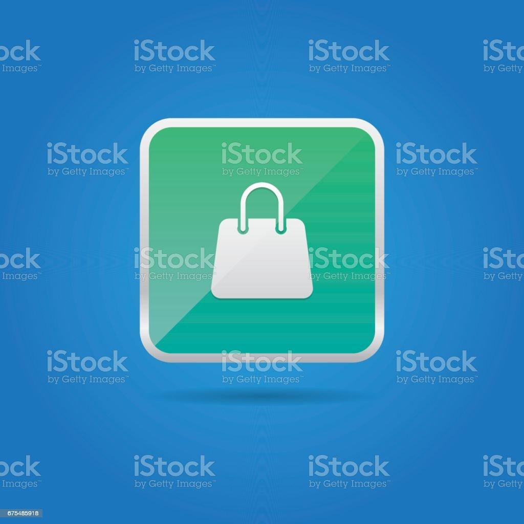 Icône de panier icône de panier – cliparts vectoriels et plus d'images de acheter libre de droits