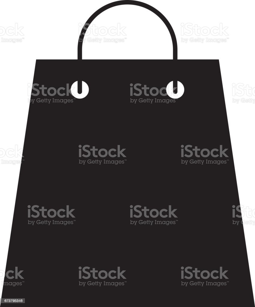 alışveriş çantası izometrik simgesi royalty-free alışveriş çantası izometrik simgesi stok vektör sanatı & alışveriş'nin daha fazla görseli