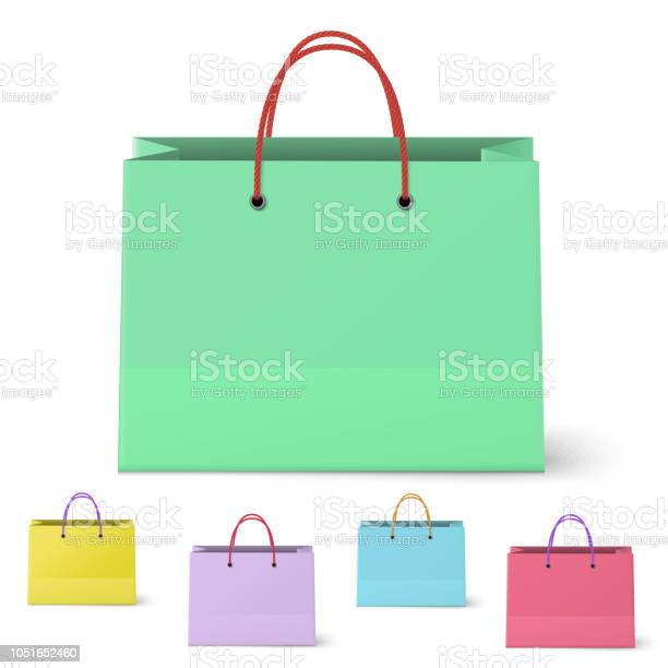 Shopping bags set yellow lightgreen blue pink and rose vector id1051652460?b=1&k=6&m=1051652460&s=612x612&h=mt775nyndsfylmcuizadntthkxjnhscnwp0tdafohb4=