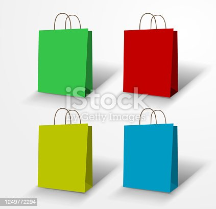 istock shopping bags 1249772294