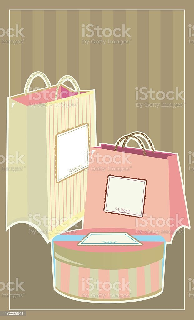 Shopping Bags royalty-free shopping bags stock vector art & more images of adult