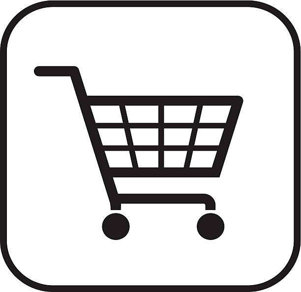Vector Clipart Shopping Basket : Royalty free ping cart clip art vector images