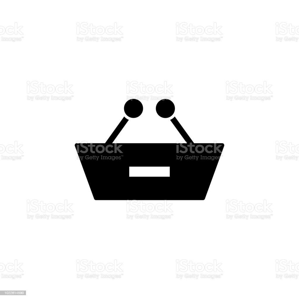 Shopping Bug Minus Icon Element Of Simple Icon Premium Quality