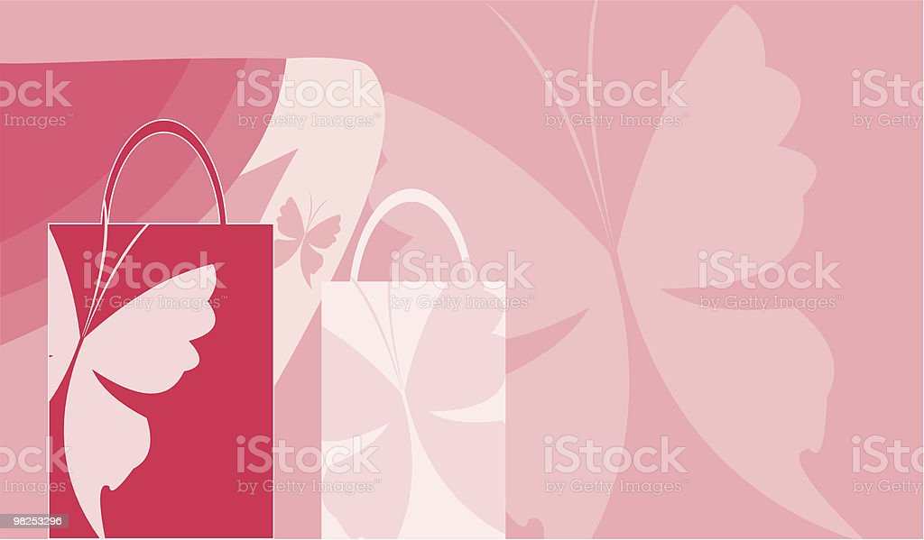 shopping butterfly background royalty-free shopping butterfly background stock vector art & more images of animal antenna
