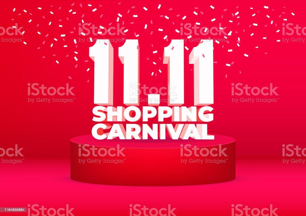 Shopping carnival sale poster or flyer design. Global shopping world...