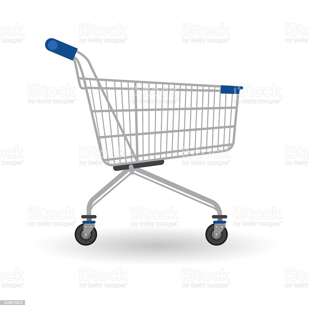 Shopping Cart Banners Hand Letter Banners