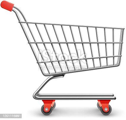 istock shopping cart 1201115991