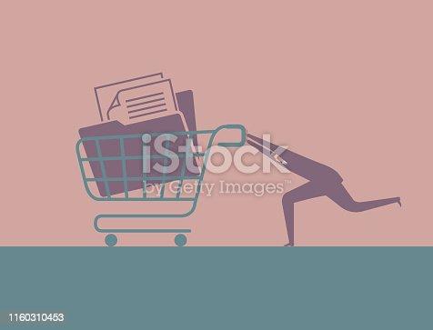 Shopping concept design