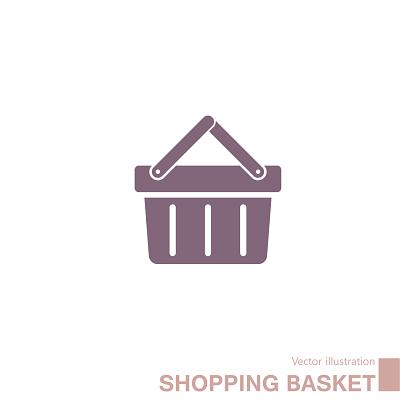 Shopping icon design.