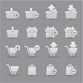 Shopping - Icon Set