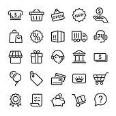 Shopping, retail, store, opening,