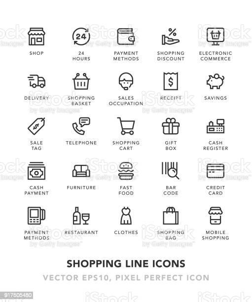 Shopping line icons vector id917505480?b=1&k=6&m=917505480&s=612x612&h=klv m4n2e1665uakbcyl9jxxisksep6umq q7i0rm7c=