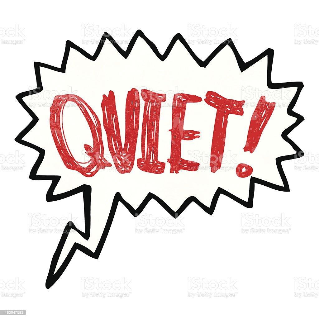 Shout for quiet cartoon stock vector art more images of bizarre shout for quiet cartoon royalty free shout for quiet cartoon stock vector art amp buycottarizona