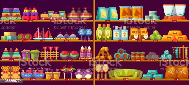 Showcase with baby or kid toys animal items vector id1038869774?b=1&k=6&m=1038869774&s=612x612&h=s5wowl sxybeq oo1hzyb8xsyjd3ofmhogxmpbf hlc=