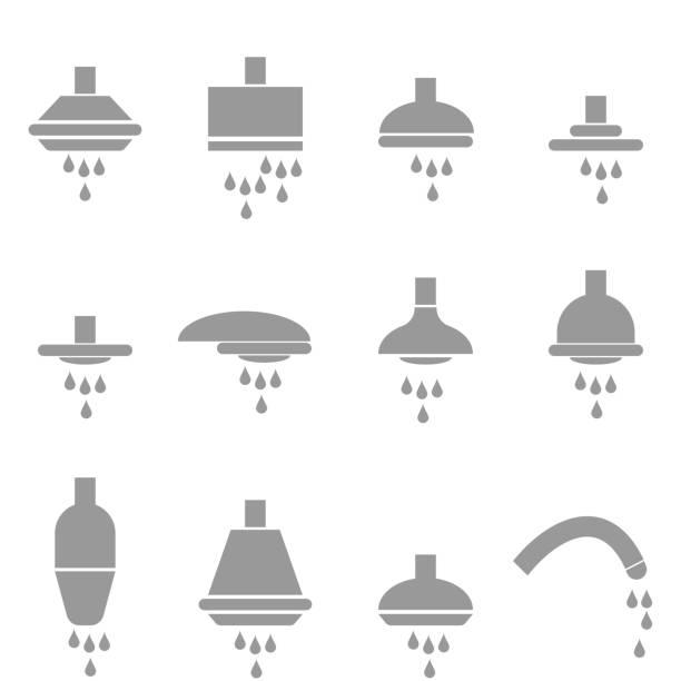 Best Sprinkler Head Illustrations Royalty Free Vector