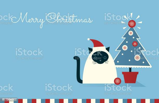 Siamese cat and potted christmas tree vector id877904302?b=1&k=6&m=877904302&s=612x612&h=8e1huwtywe3qlyfcsv1cygpx3rzpfk36obtcypcxpn8=