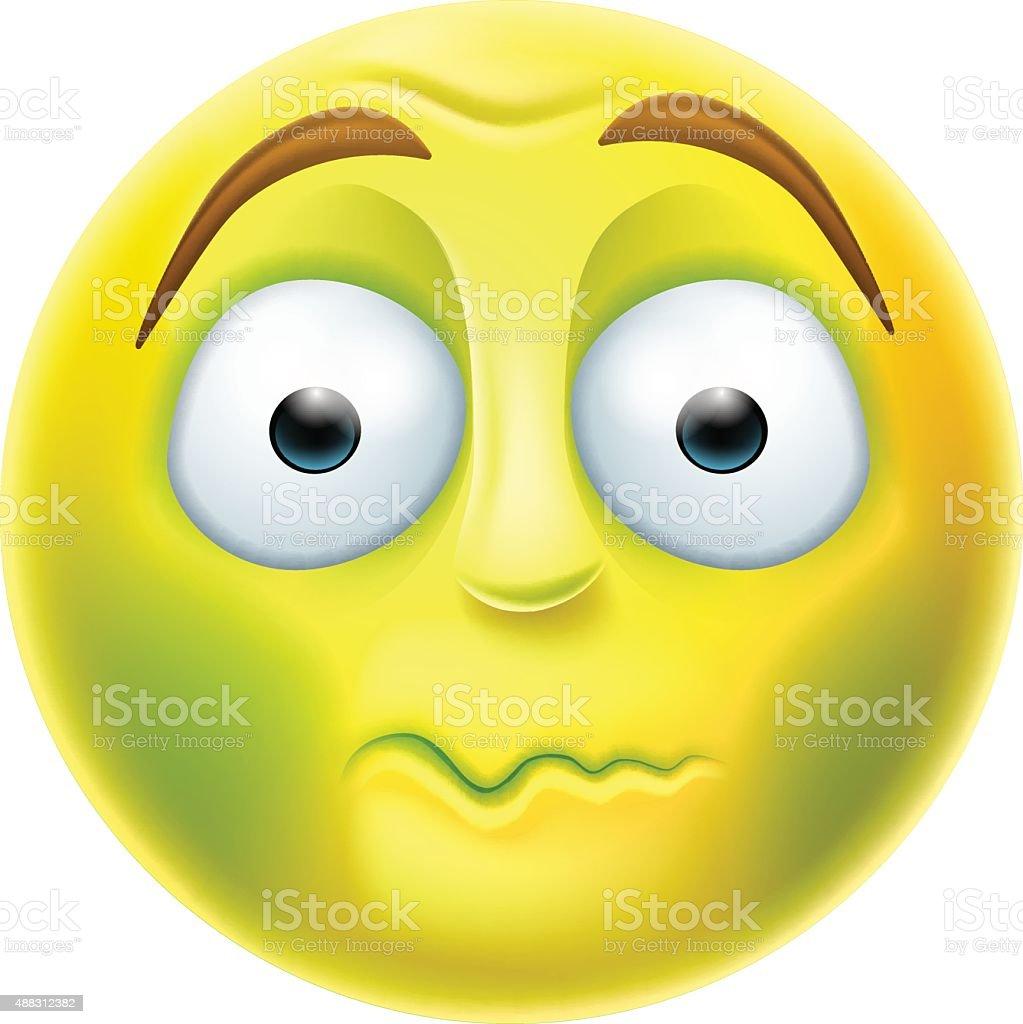 Sick emoji emoticon stock vector art more images of 2015 488312382 sick emoji emoticon royalty free sick emoji emoticon stock vector art amp more images thecheapjerseys Image collections
