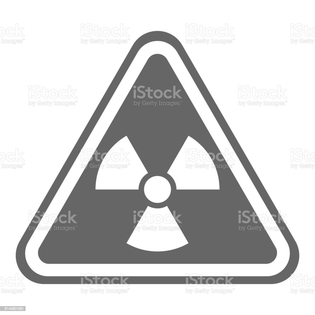 Black triangle symbol gallery symbol and sign ideas nuclear pollution sign ionizing radiation symbol in triangle ionizing radiation symbol in triangle vector icon royalty buycottarizona Choice Image