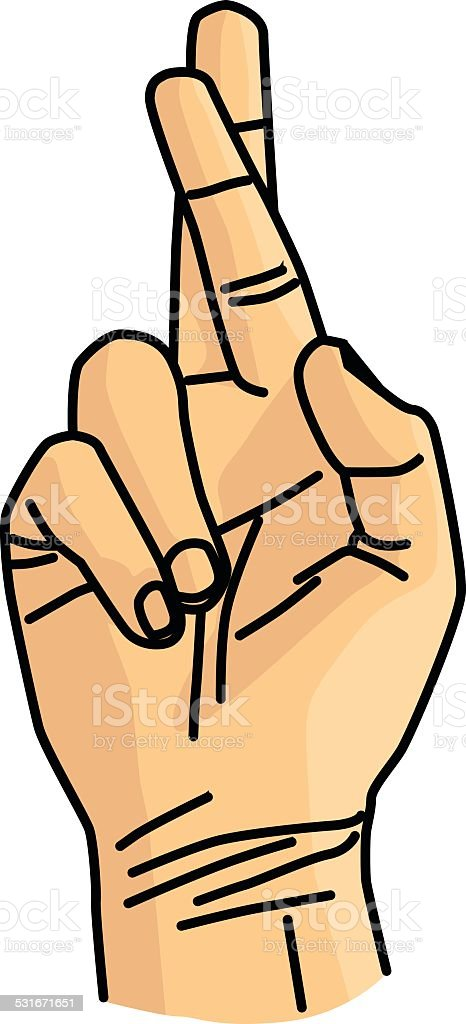r sign language vector royalty free stock vector art