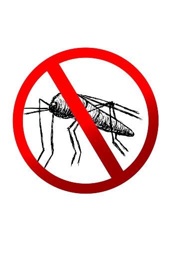 서명 없는 모기 Microcephaly에 대한 스톡 벡터 아트 및 기타 이미지