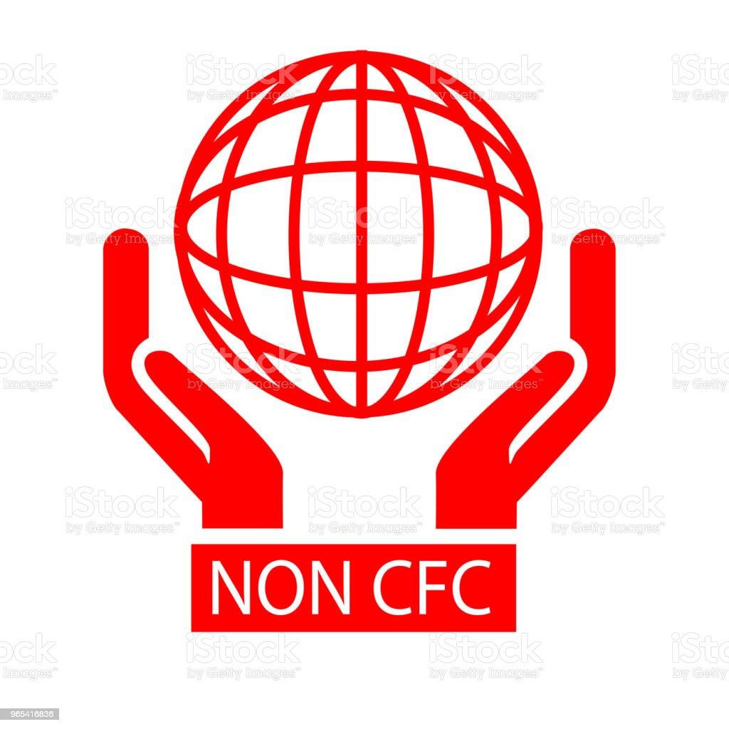 서명, 비 CFC - 로열티 프리 0명 벡터 아트